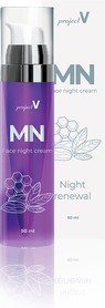 Project V - MN Night Cream (50 ml)