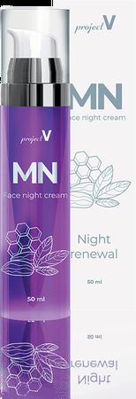 Project V - MN Night Cream (50 ml) (1)