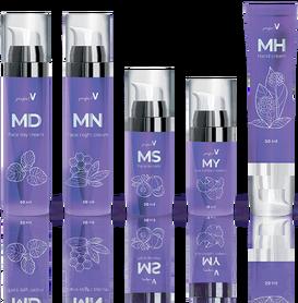 Project V - Zestaw kosmetyków